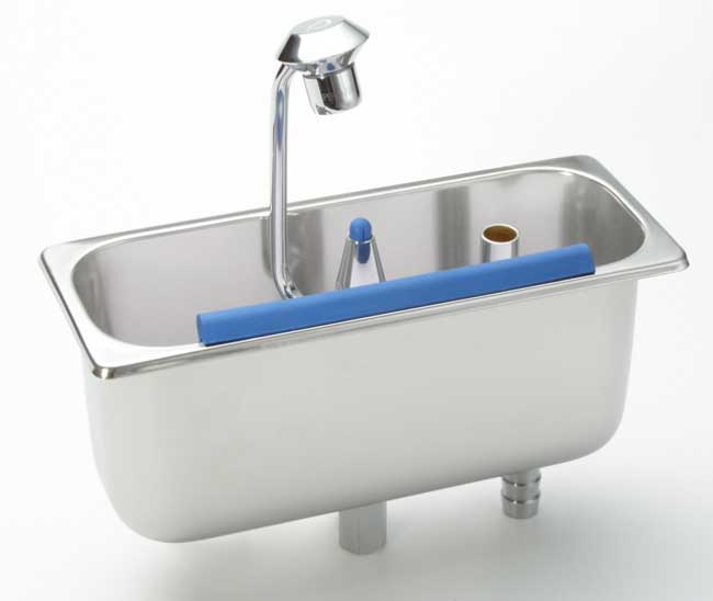 In Bench Top Cleaning Sink - Model 54/16