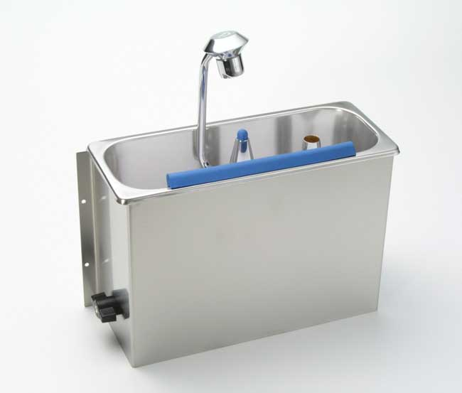 Wall Mounted Cleaning Sink - Model 54/16