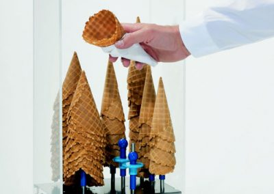 Ice Cream Cone holder 208