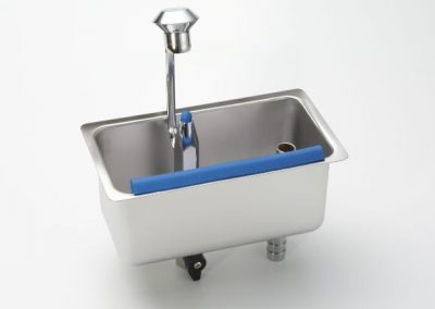 In Bench Top Cleaning Sink – Model 14/16